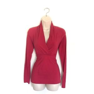 CAbi Style 771 Red Blouse